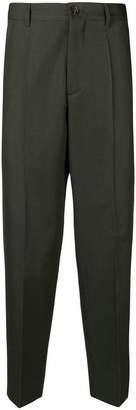 Marni garbadine trousers
