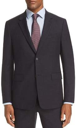 Theory Gansevoort Tonal Texture Slim Fit Suit Jacket