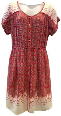 Anthropologie Red Dress for Women