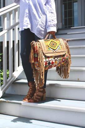 Debbie Katz Embroidered Bag