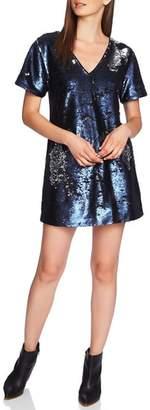 1 STATE 1.STATE Sequin Minidress