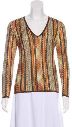 Missoni Wool-Blend Top