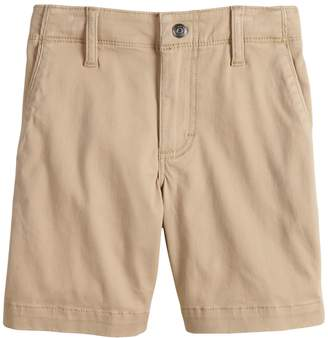 Lee Boys 4-7x Dungaree Extreme Comfort Chino Shorts