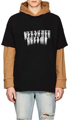 """Stampd Men's """"Bleached Dreams"""" Cotton Jersey T-Shirt"""