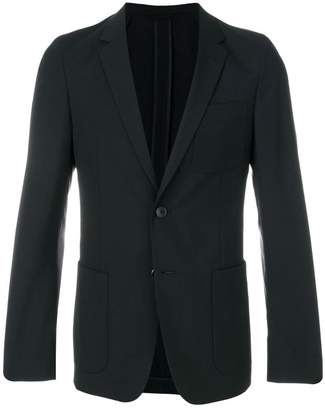 Prada patch pocket blazer