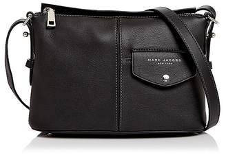 Marc Jacobs The Side Sling Leather Crossbody