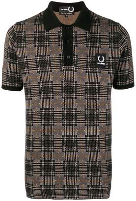 Fred Perry Jacquard Knit Shirt