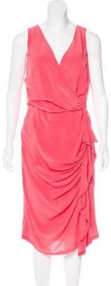 Fendi Silk Evening Dress