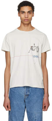 Remi Relief White SP Finish Skate T-Shirt