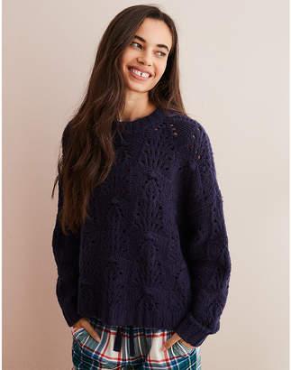 aerie Pointelle Sweater