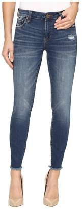 KUT from the Kloth Connie Ankle Skinny in Harmonic Women's Jeans
