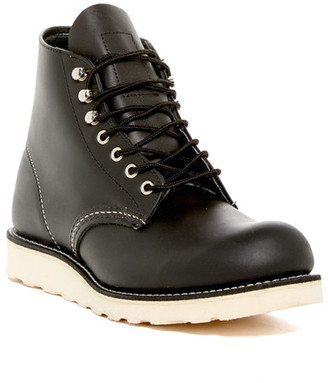 """RED WING 6"""" Round Toe Boot $260 thestylecure.com"""