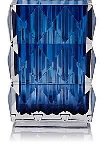 Baccarat Louxor Vase - Blue