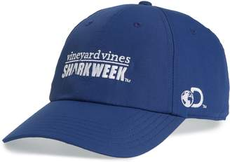 Vineyard Vines x Shark Week(TM) Performance Baseball Cap