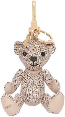 Burberry Thomas Bear Charm keyring