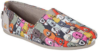 Skechers BOBS FROM  Bobs Wag Party Womens Slip-On Shoes