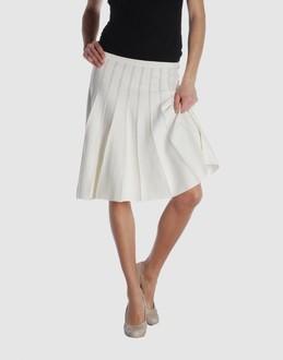 BALLANTYNE Knee length skirt