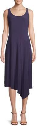 Anne Klein Women's Asymmetrical Tank Dress