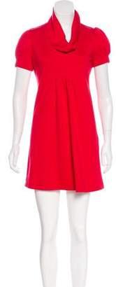 Calvin Klein Short Sleeve Mini Dress