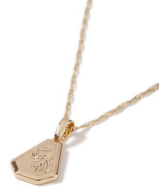Gold Pendant Necklace*