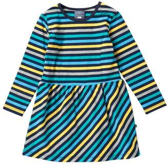 Toobydoo Jamie Striped Skater Dress (Toddler, Little Girls, & Big Girls)