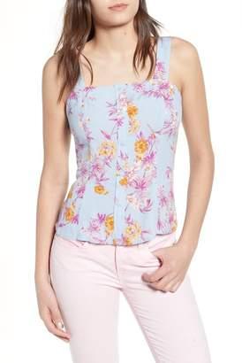 BP Floral Corset Style Camisole