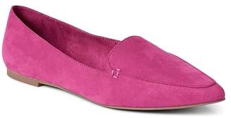 Gap Leather pointed loafers