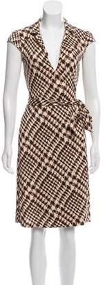 Diane von Furstenberg Griffith Silk Dress