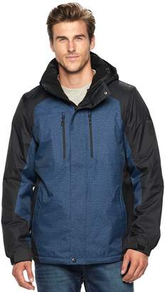 ZeroXposur Big & Tall Arctic Midweight Hooded Jacket