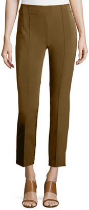 Lafayette 148 New York Gramercy Acclaimed-Stretch Pants $398 thestylecure.com