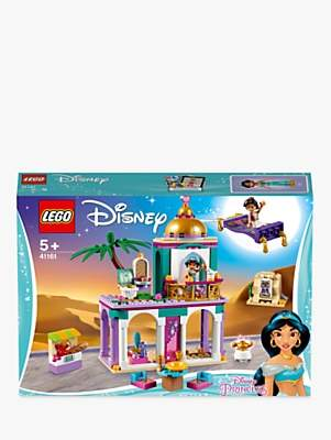 Lego Disney Princess 41161 Aladdin And Jasmine's Palace Adventure
