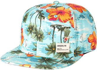 Woolrich Brooklyn Hat Co. Men's Beach-Print Hat