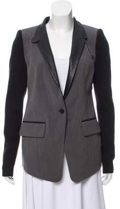 Yigal Azrouel Cut25 by Notch-Lapel Blazer