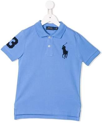 Ralph Lauren Kids classic polo top