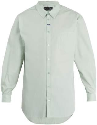 Martine Rose Oversized patch-pocket shirt
