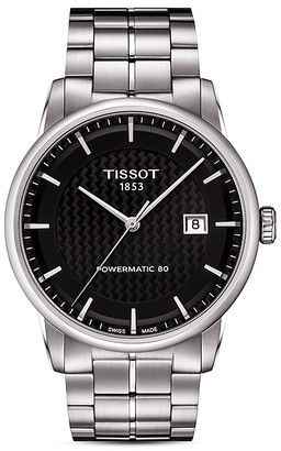 Tissot Powermatic 80 Watch, 41mm $795 thestylecure.com
