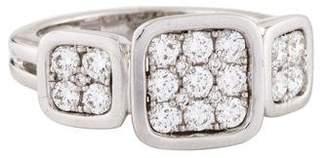 Frederic Sage 14K Diamond Small Firenze Ring
