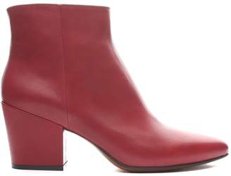 Buttero Joseline Leather Ankle Boots