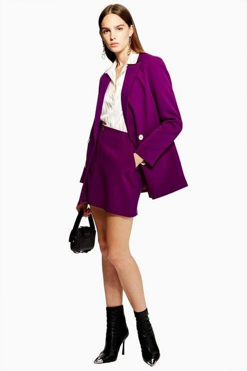 Suit Pelmet Skirt