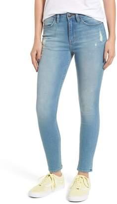 Wrangler Distressed Skinny Jeans