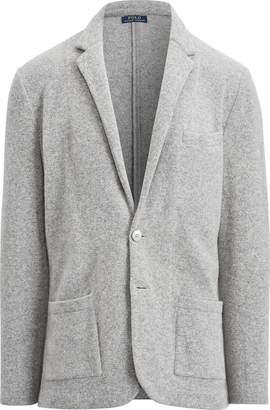 Ralph Lauren Felted Wool-Blend Cardigan