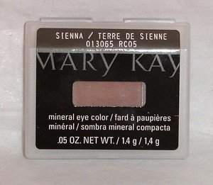 Mary Kay Mineral Eye Color / Shadow ~ Sienna by