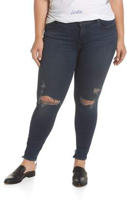 9c2602c2ced Lucky Brand Blue Plus Size Jeans - ShopStyle