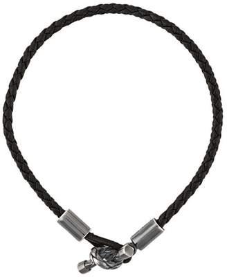 Bottega Veneta slim rope bracelet