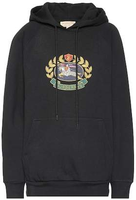 Burberry Cotton jersey hoodie