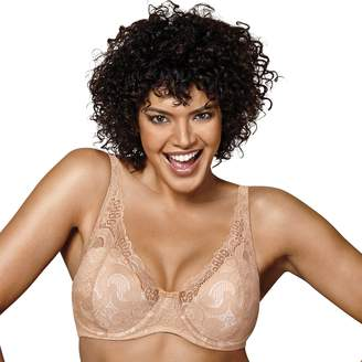 Playtex Bras: Love My Curves Beautiful Lift Lightly Lined Full-Figure Underwire Bra US4514