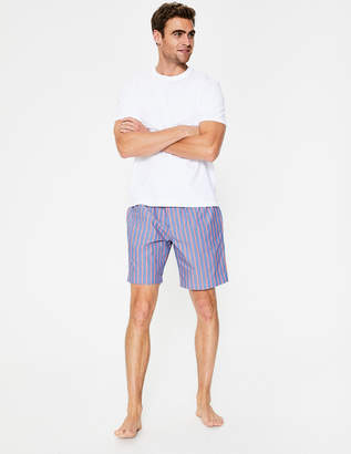 Boden Cotton Poplin Pajama Shorts