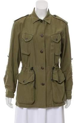 Rag & Bone Button-Up Utility Jacket