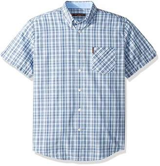 Ben Sherman Men's Variegated Check Shirt