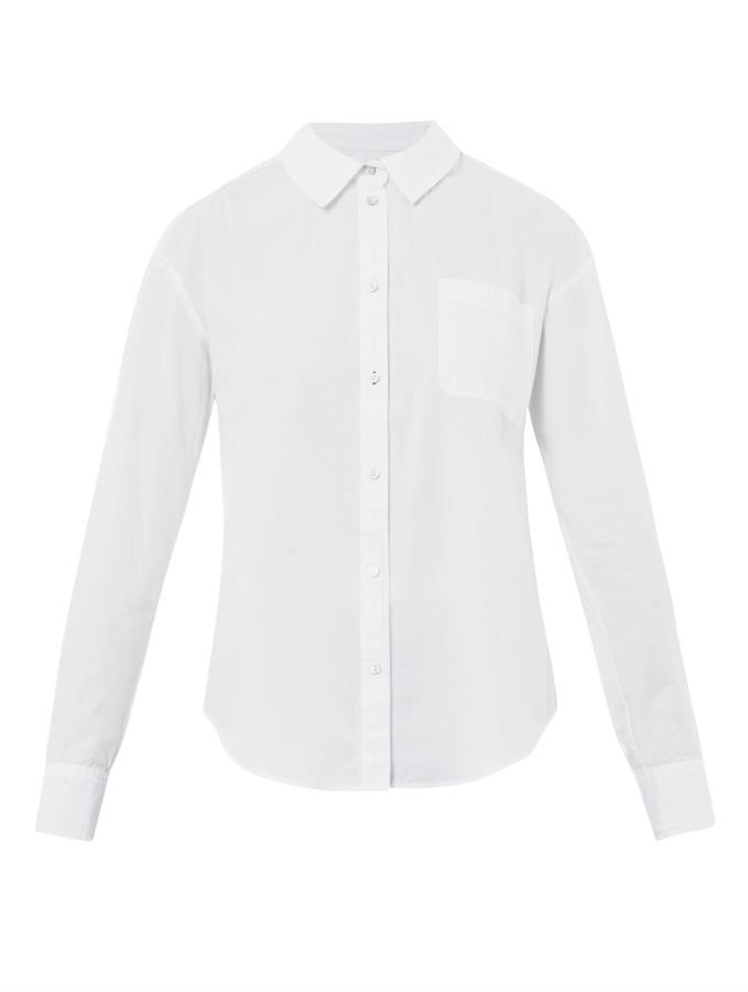 Elizabeth and James Carine striped cotton shirt